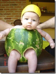 Bebê Melancia (3)