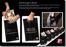 Midia - Sacolas promocionais (P Magazine)