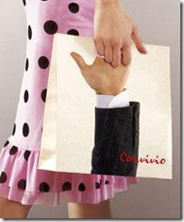 Midia - Sacolas promocionais (sacola de mão)