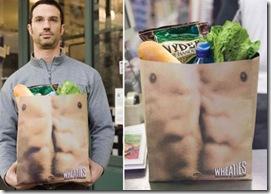 Midia - Sacolas promocionais (Wheaties)