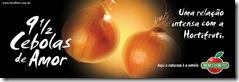 Hortifruti - Cebola