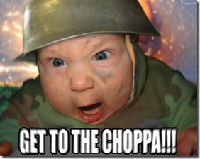 choppababy
